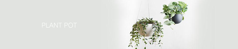 KINTO PLANT POT BANNER