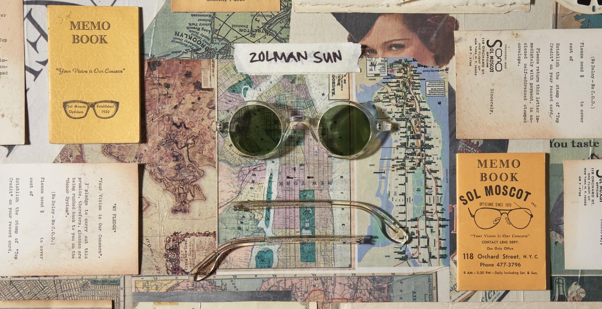 ZOLMAN SUN