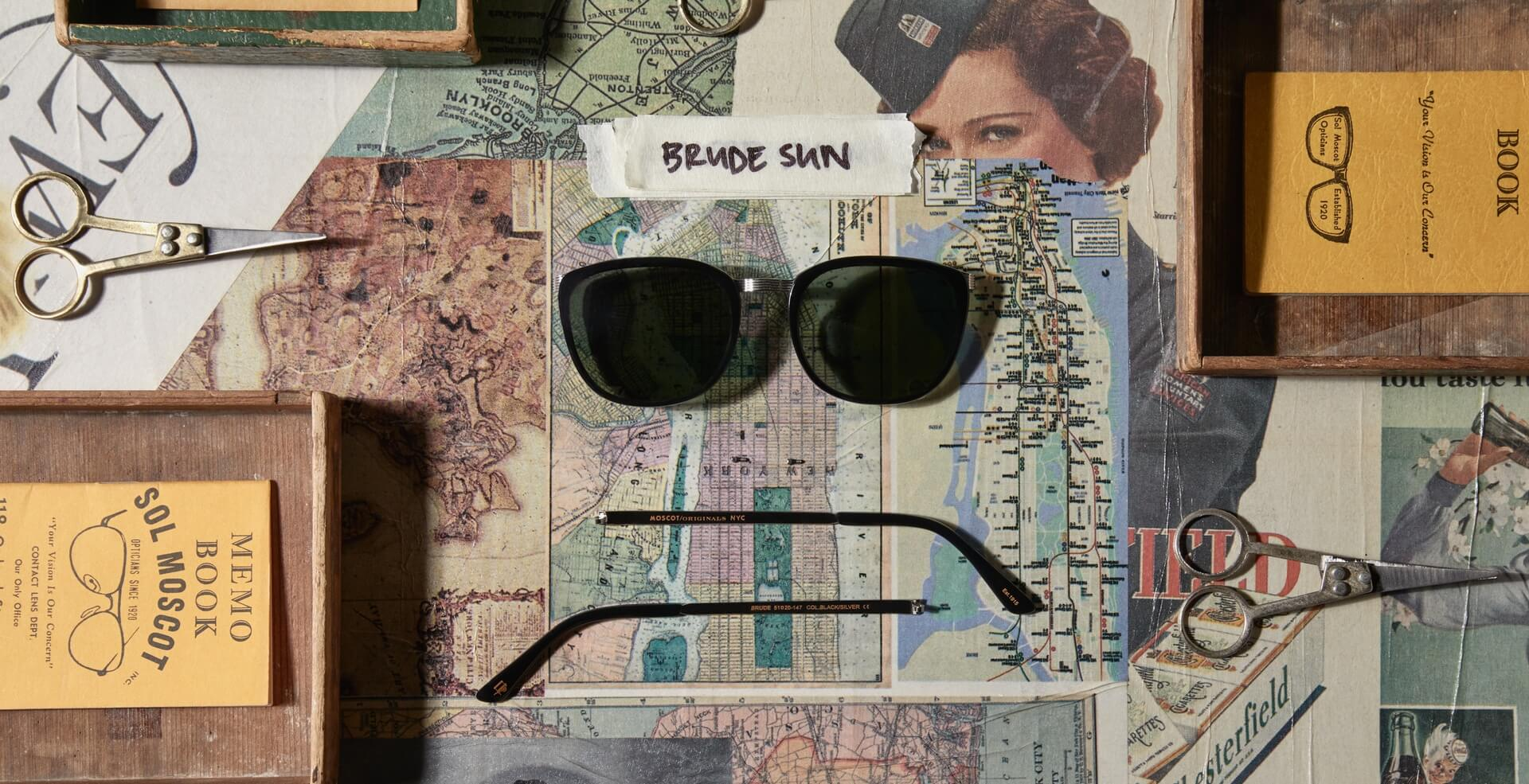 BRUDE SUN