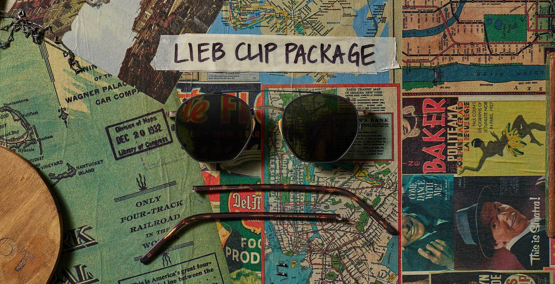 LIEB CLIP PACKAGE