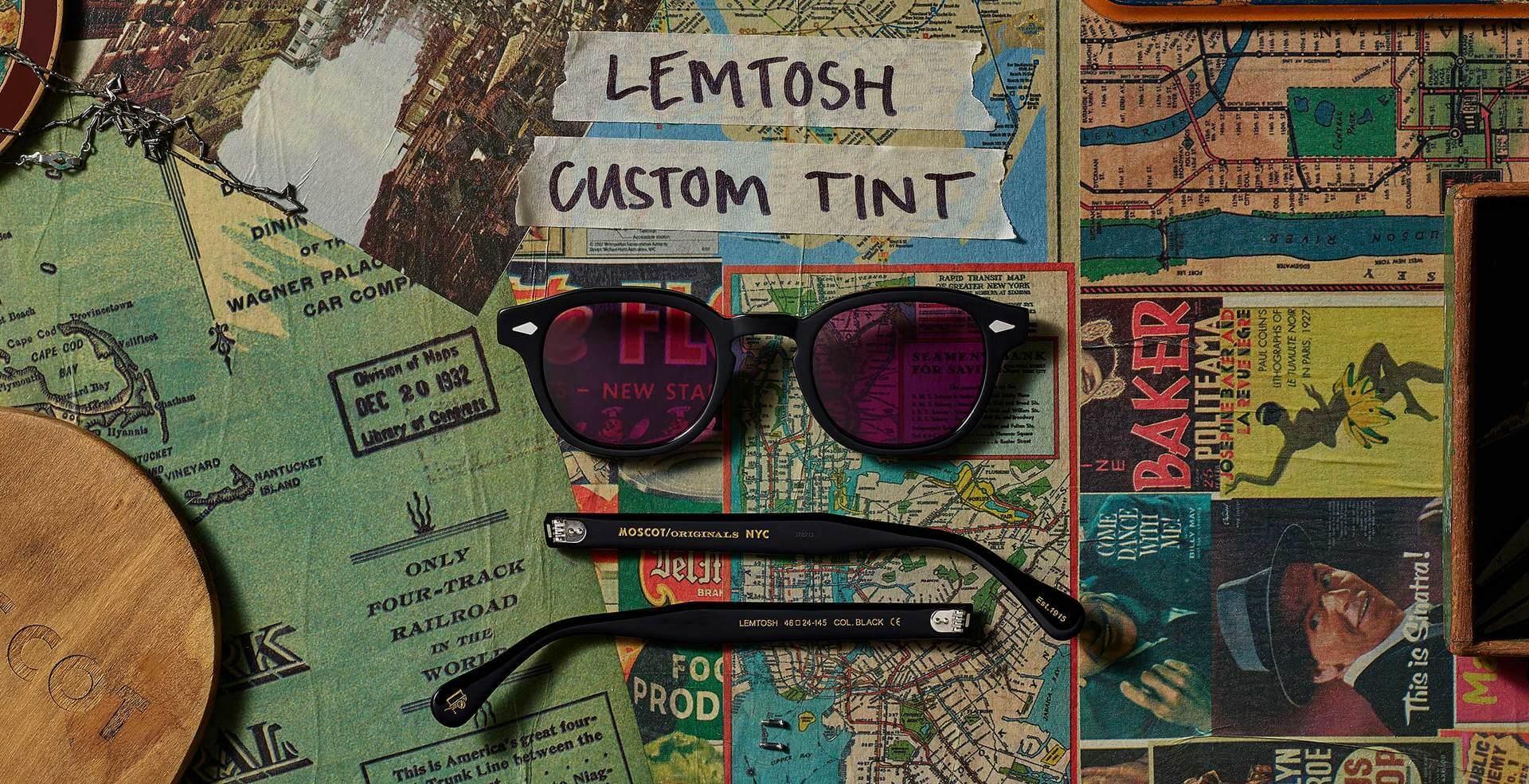 LEMTOSH Custom Tint