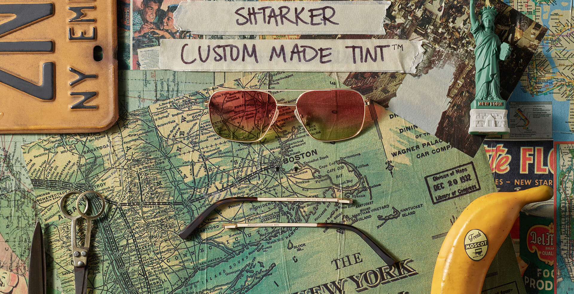 SHTARKER Custom Tint