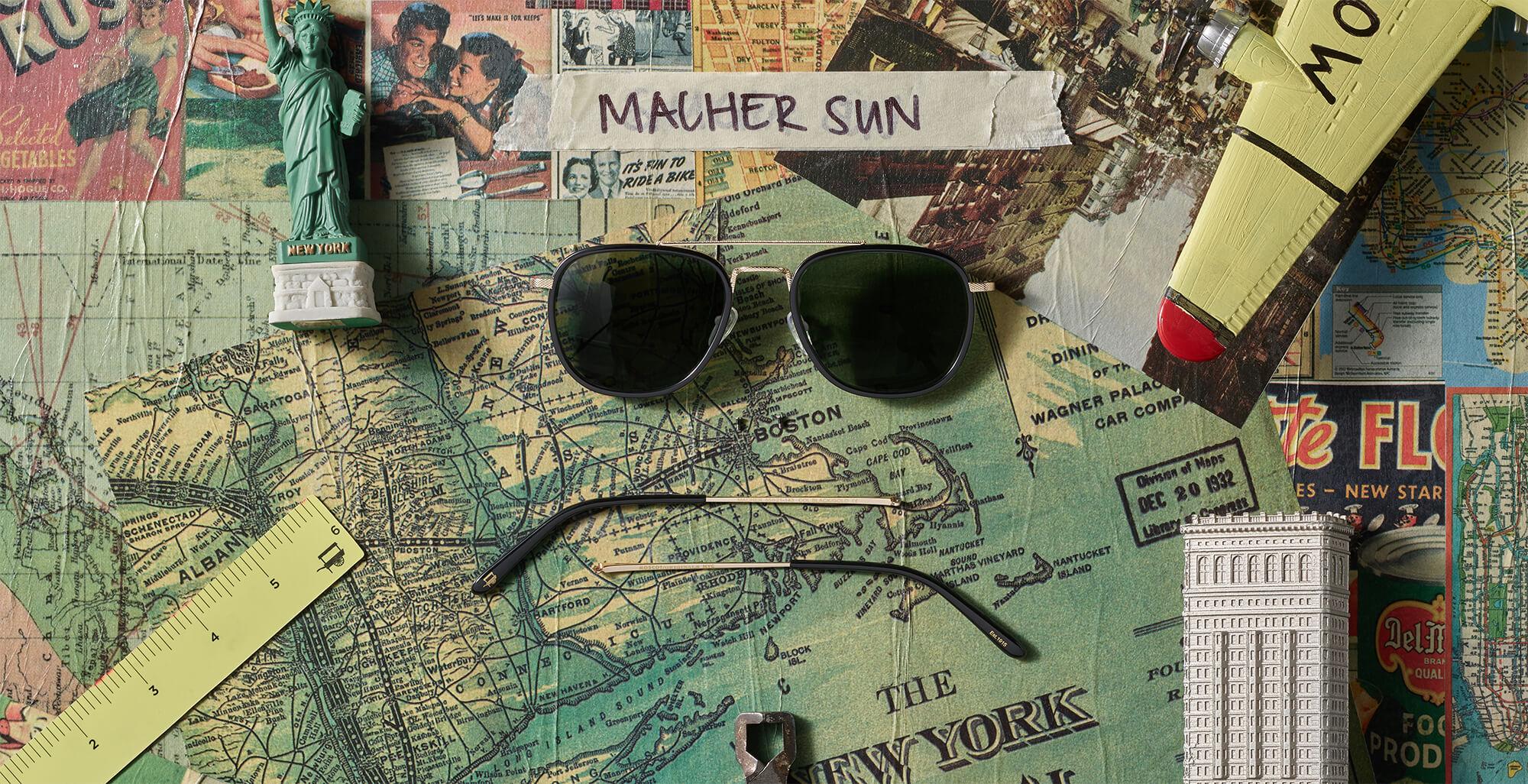 MACHER SUN