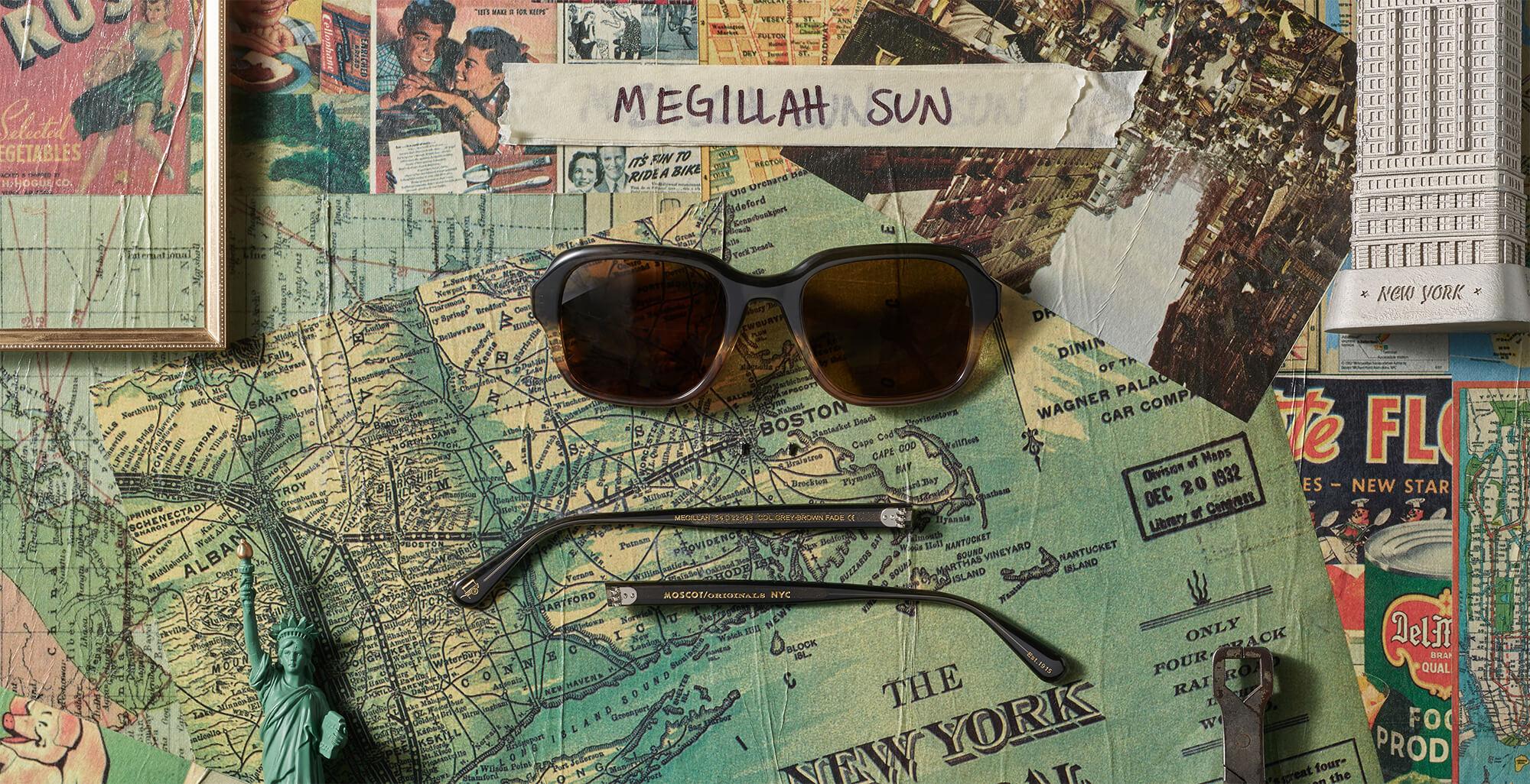 MEGILLAH SUN