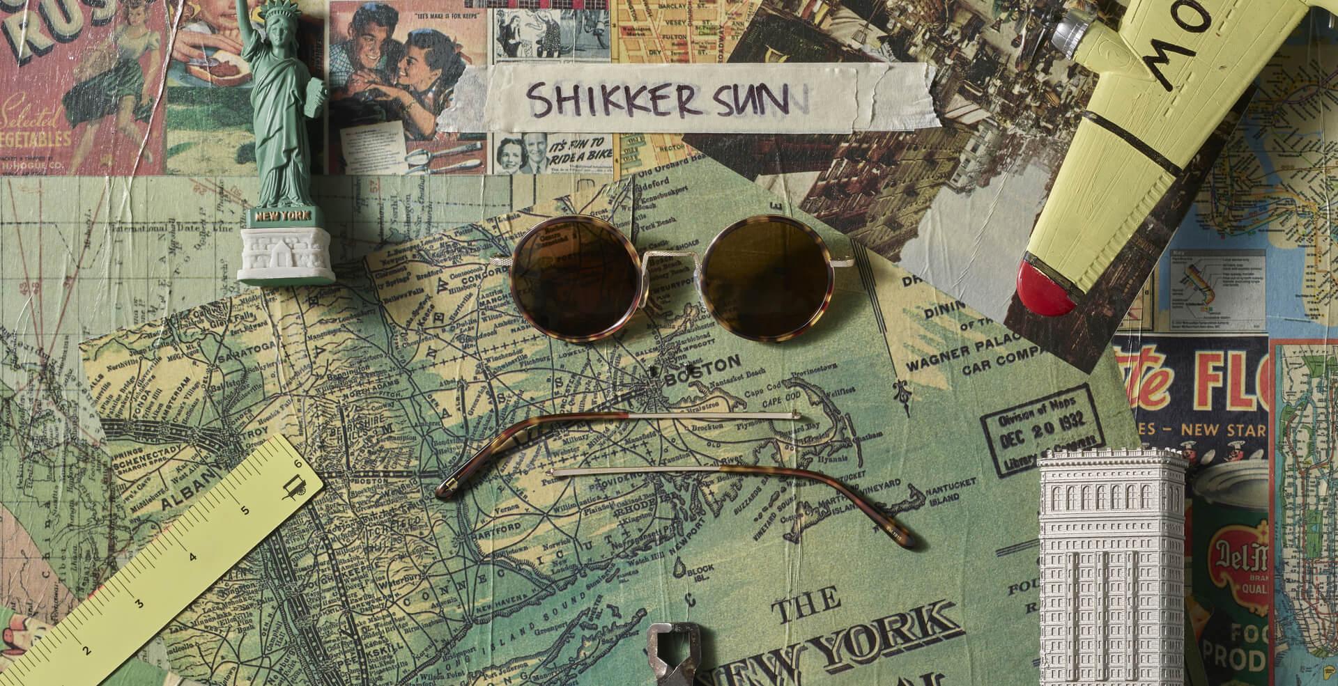 SHIKKER SUN