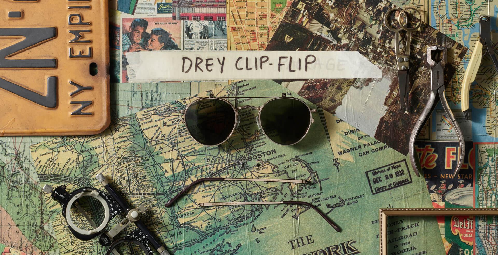 DREY CLIP-FLIP
