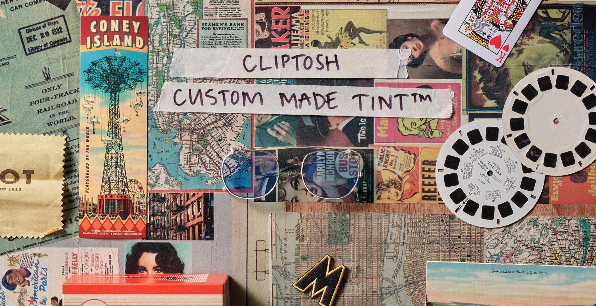CLIPTOSH CUSTOM MADE TINT™