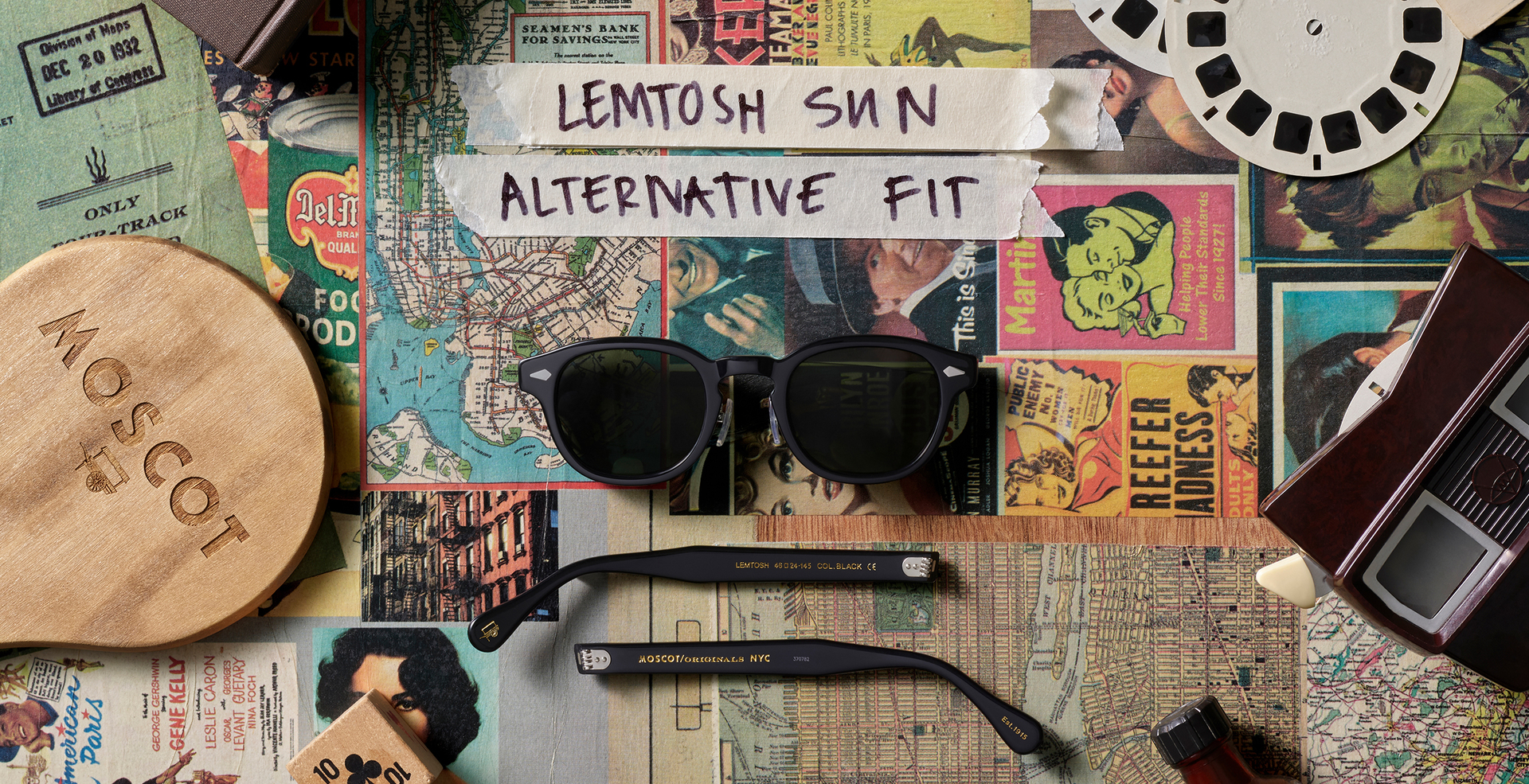 LEMTOSH SUN Alternative Fit