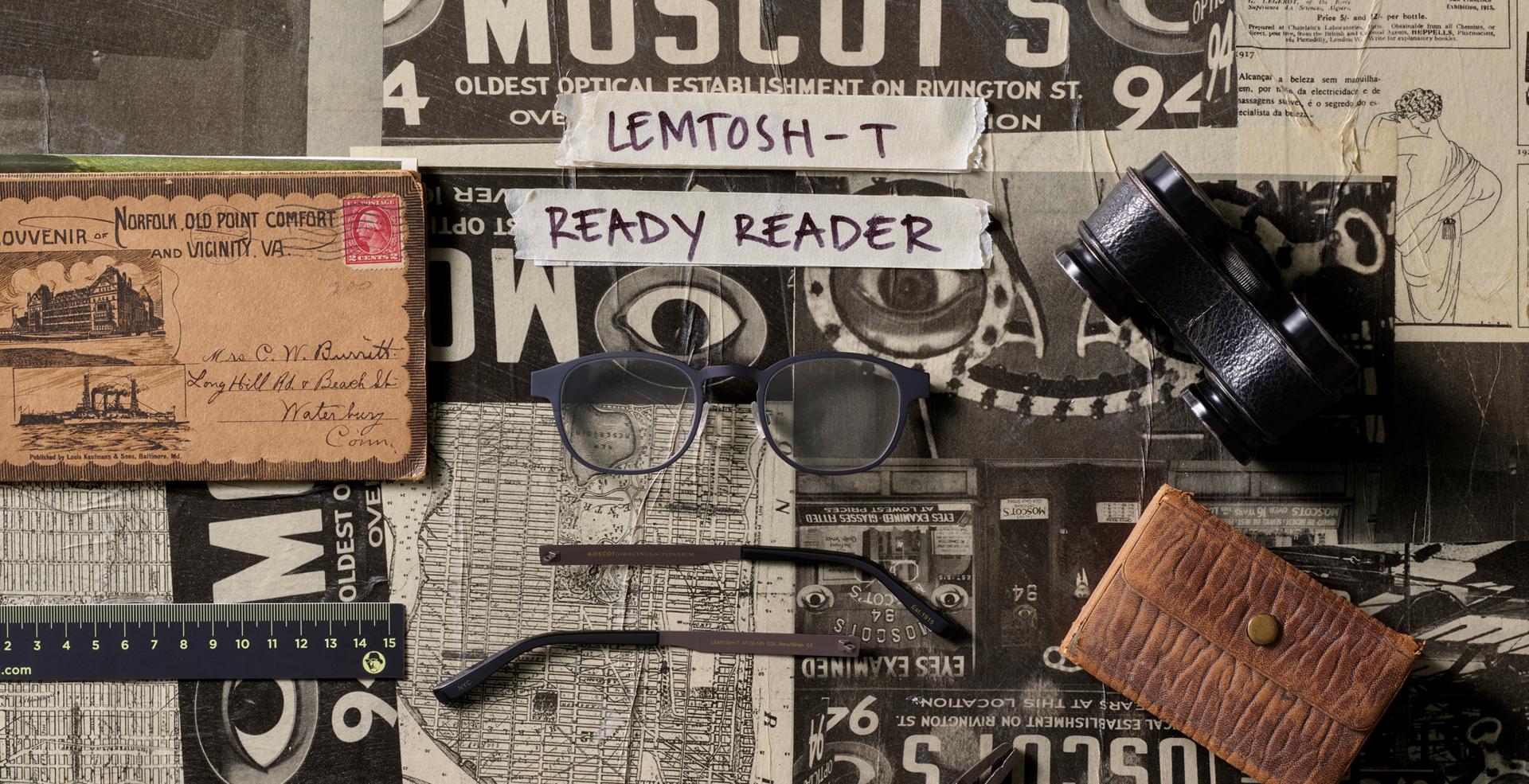 LEMTOSH-T READY READER