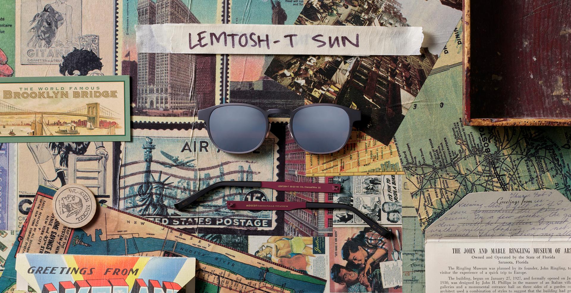 LEMTOSH-T SUN