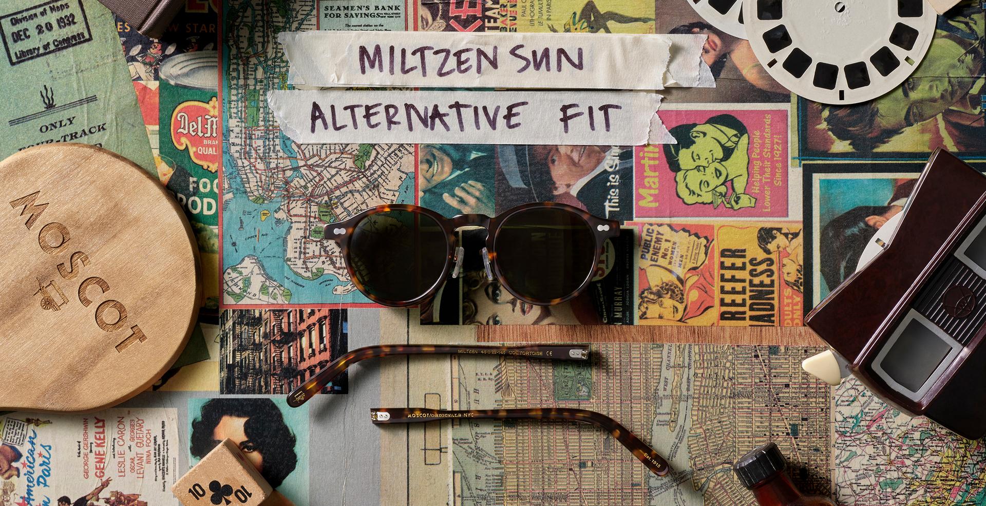 MILTZEN SUN Alternative Fit
