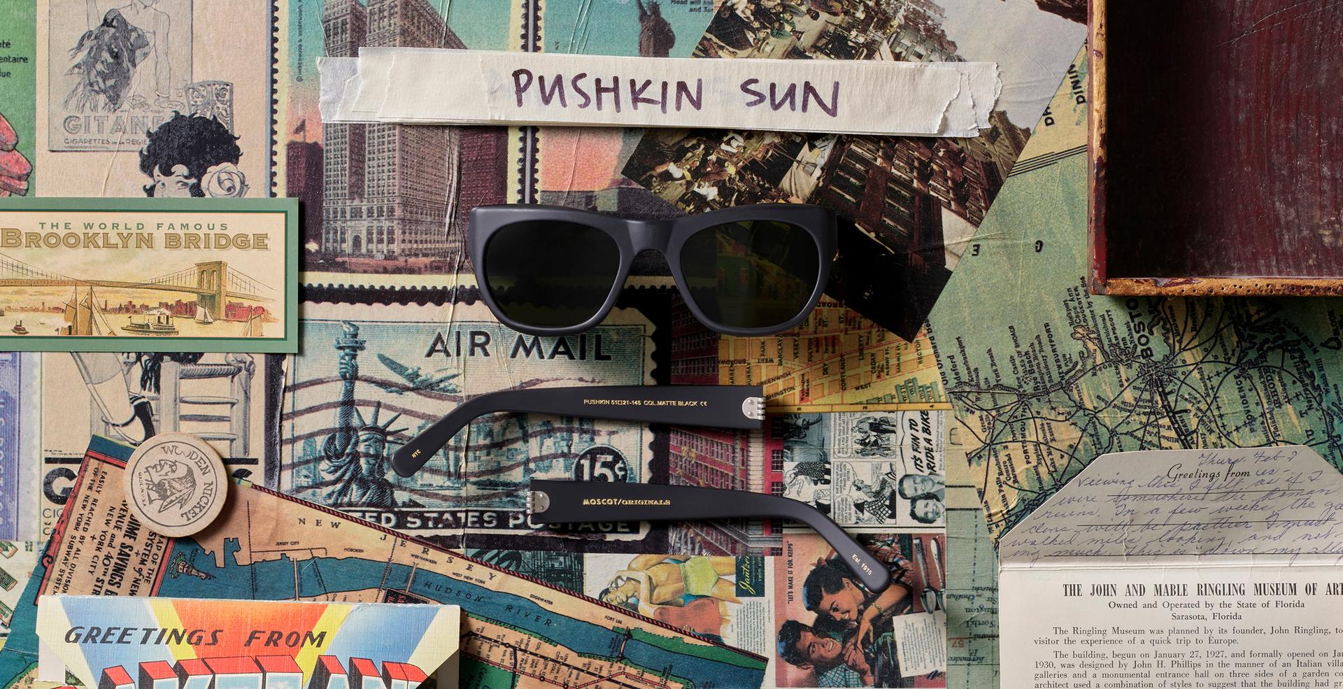 PUSHKIN SUN