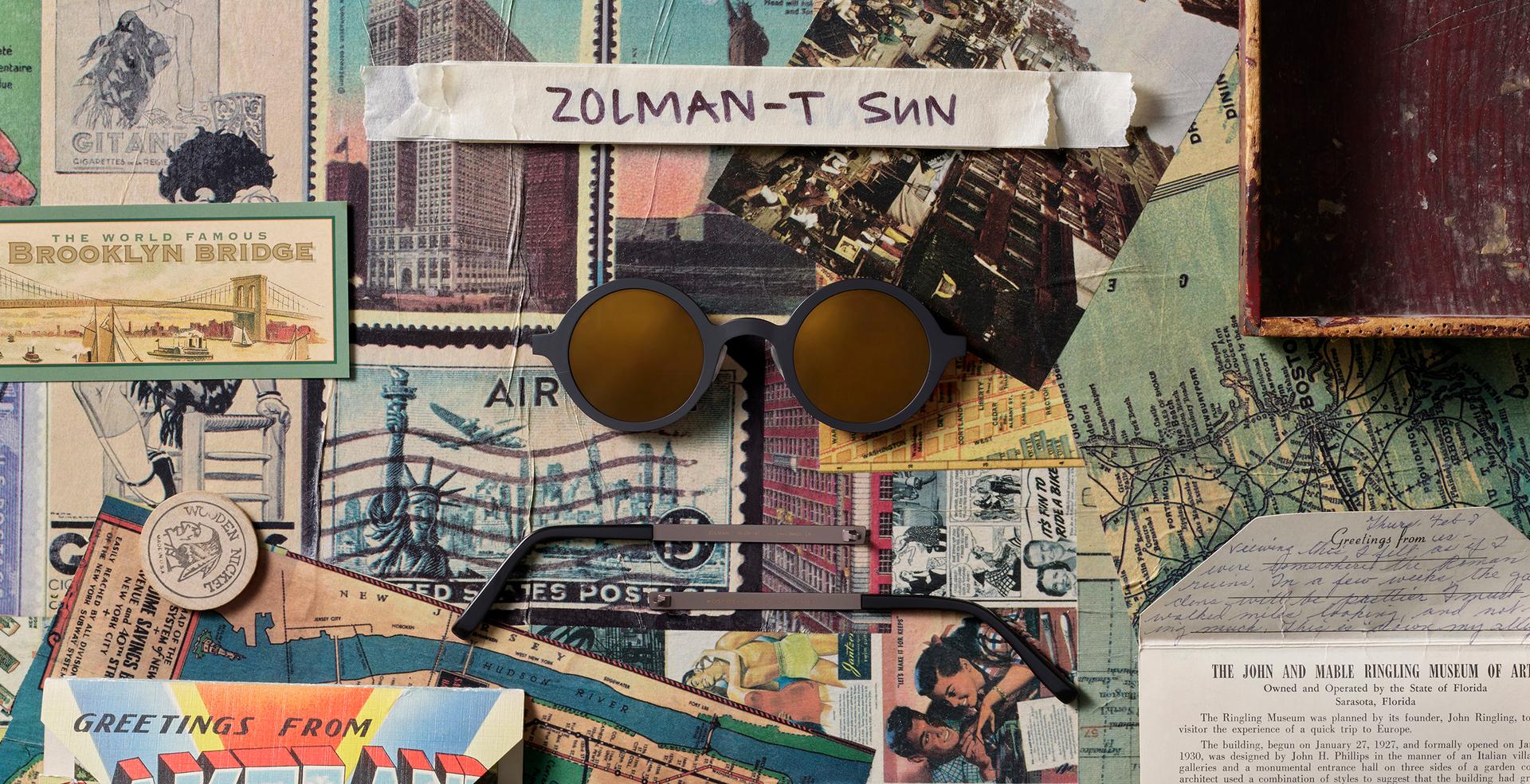 ZOLMAN-T SUN