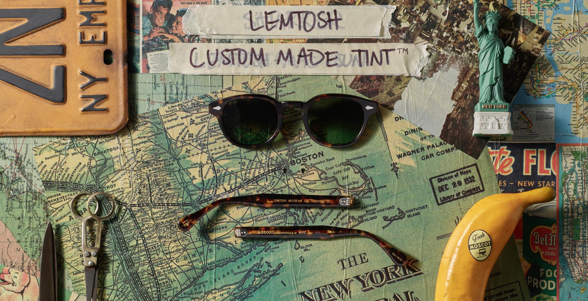 LEMTOSH CUSTOM MADE TINT™