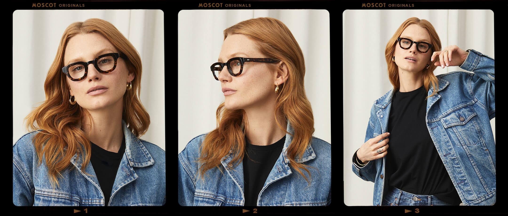 Model is wearing The TELENA in size 41 in Tortoise/Black.