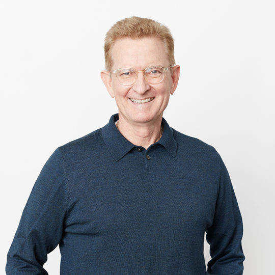 David Becker, PhD, VP Quality and Research & Development