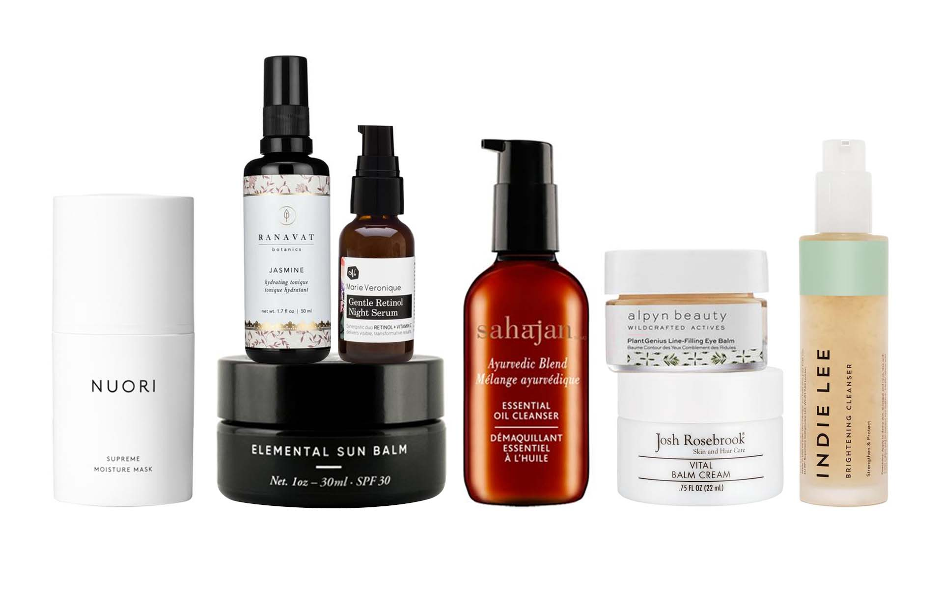 <font color= #418993>You're concerned about signs of aging and are looking for a complete regimen</font> 1