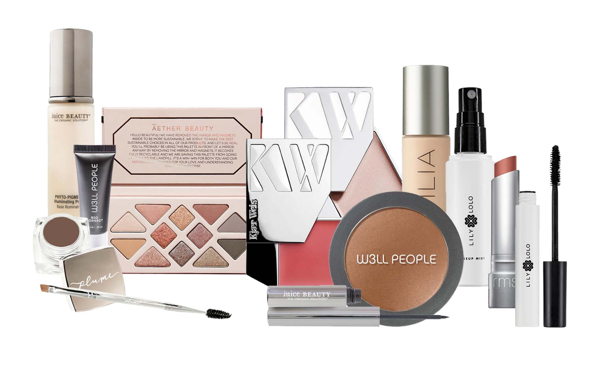 <font color= #418993>Here's your Glam look</font> 1