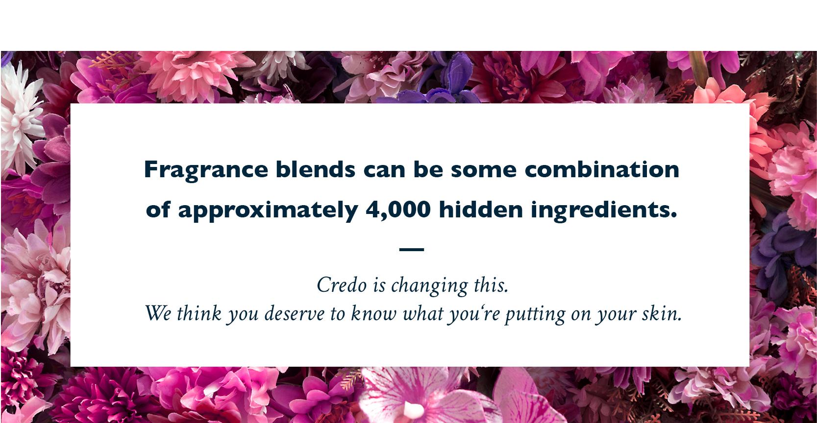 Radical Fragrance Transparency 1