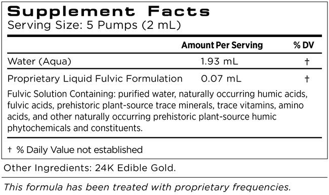 Osmosis Hangover Relief Elixir