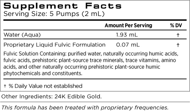 Osmosis Sugar Detox Elixir