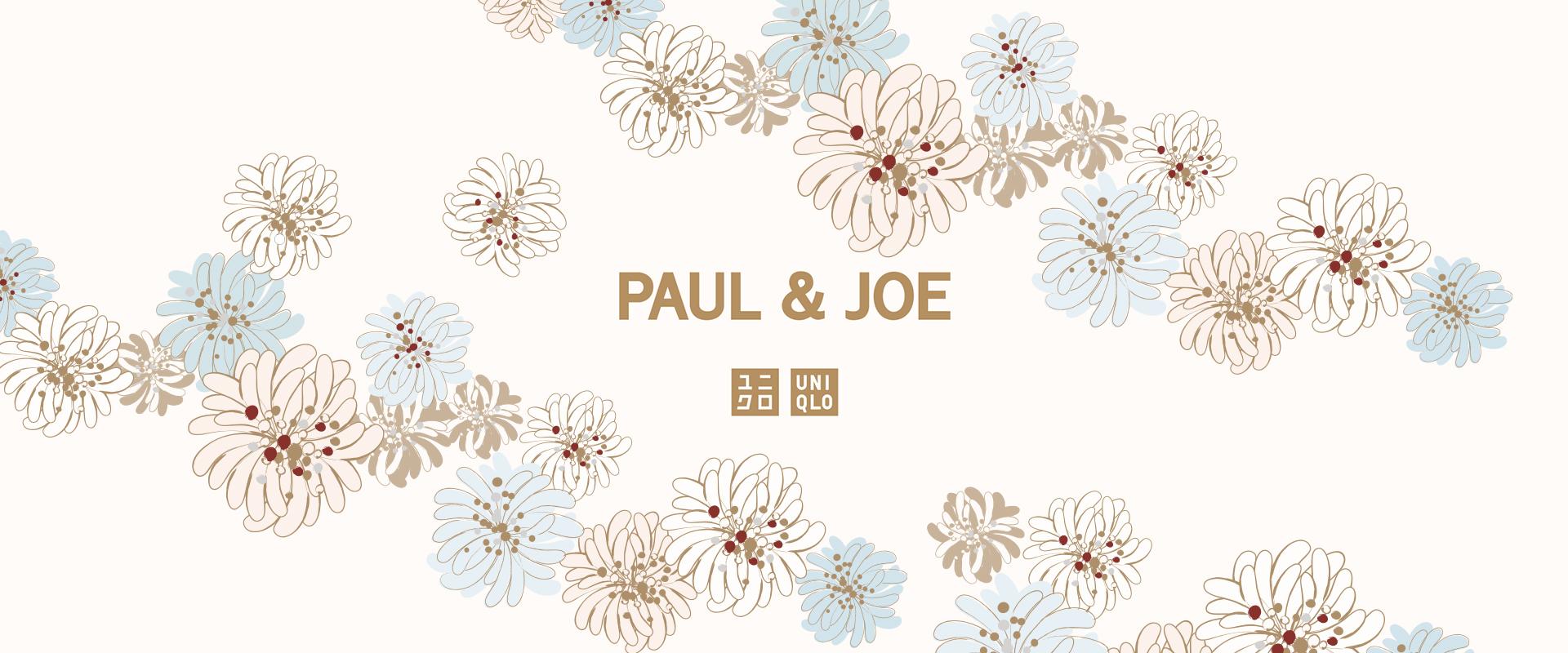 Collaboration Uniqlo x Paul & Joe