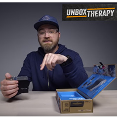 Unbox Therapy - Pictar Smart Grip