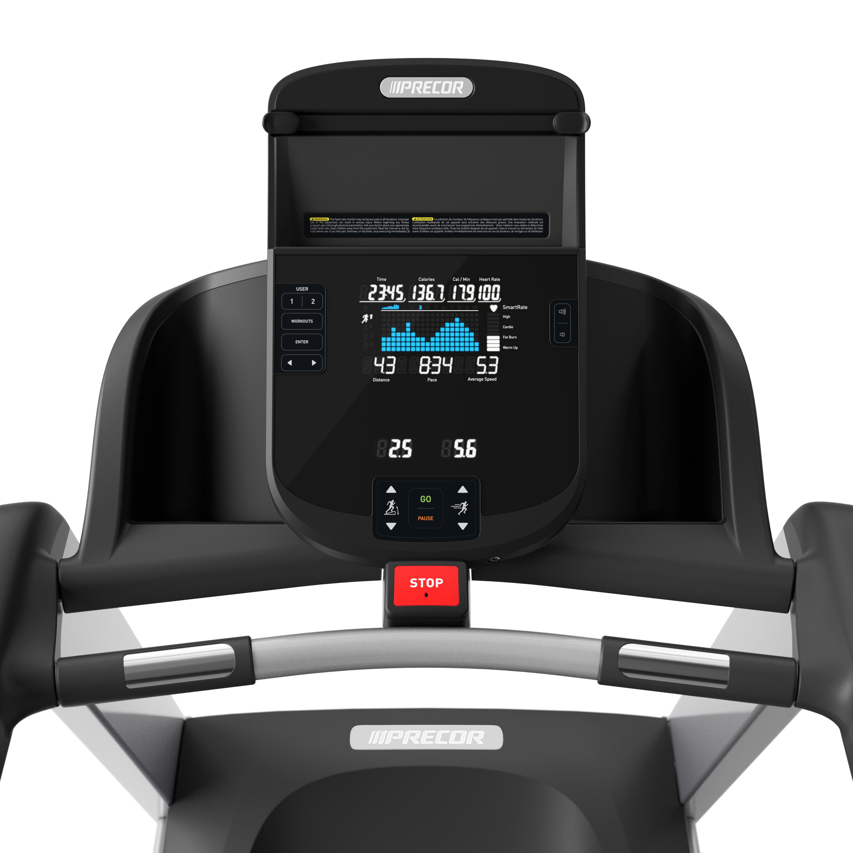 Precor TRM 425 Treadmill with  R20 console