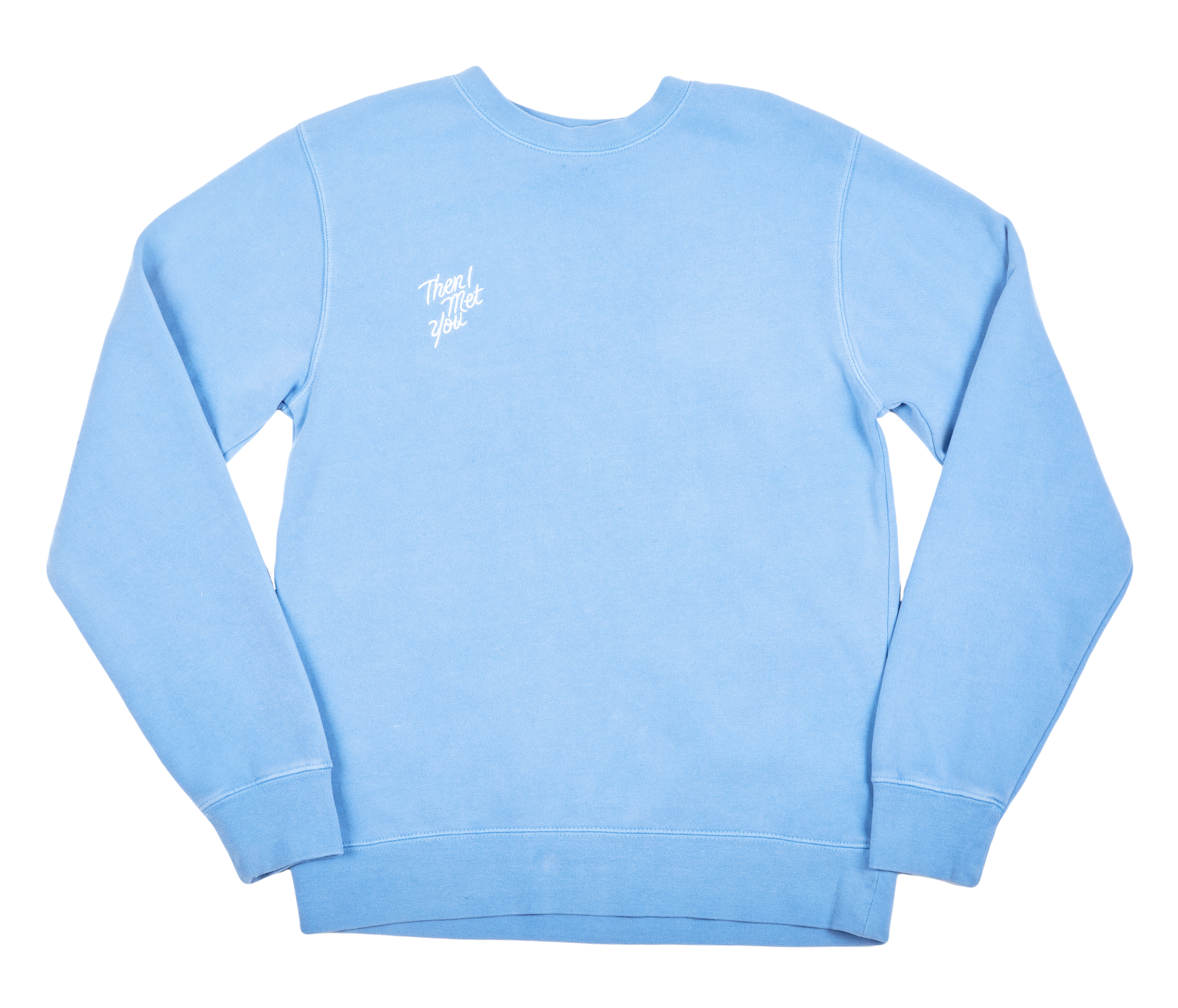 Periwinkle Pullover