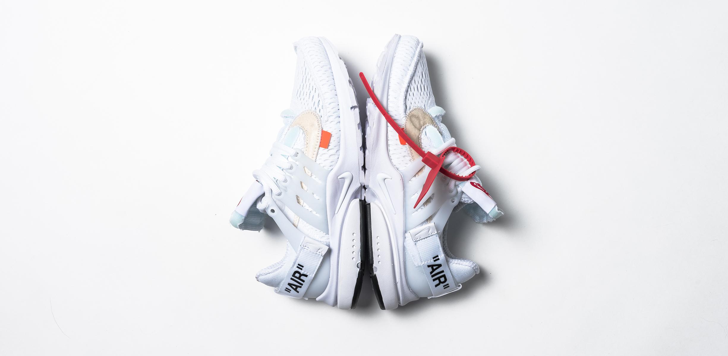 Air Presto Off White