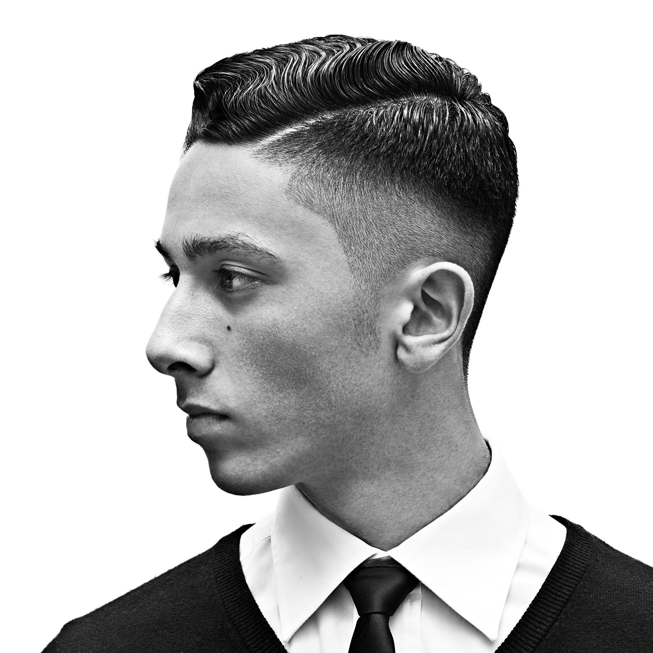 The Scumbag Boogie Haircut Tutorial Reuzel Pomade
