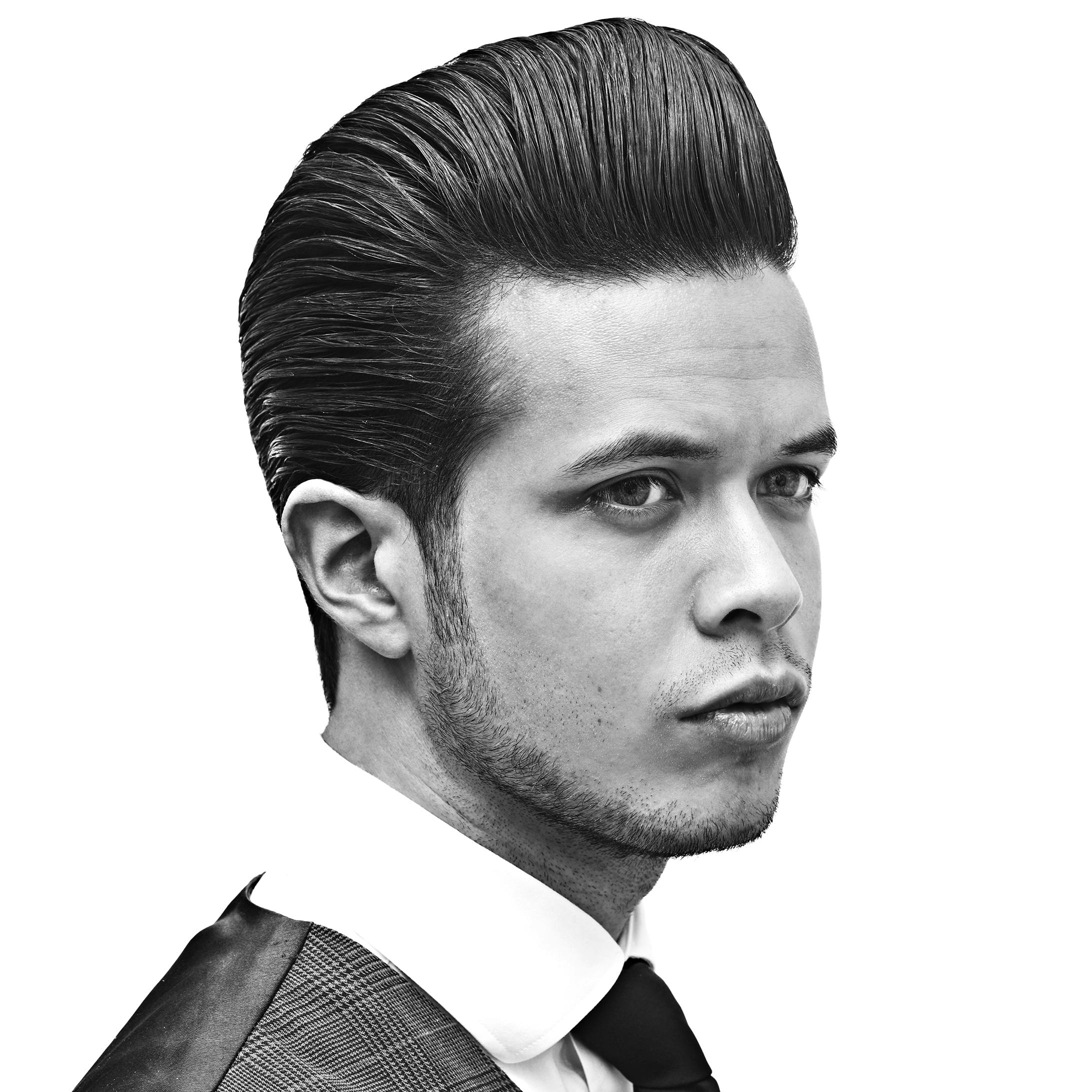 How To Get The Long Trim Pompadour Haircut Reuzel