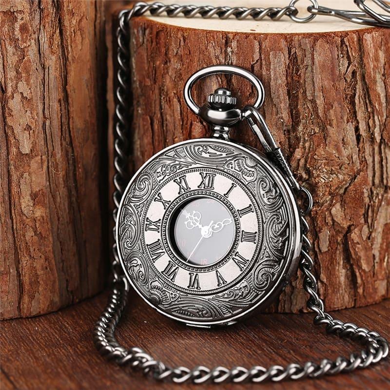 Relógio de Bolso - Relíquia Rara e luxuosa