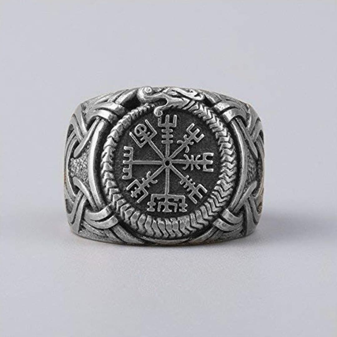 anel thor masculino