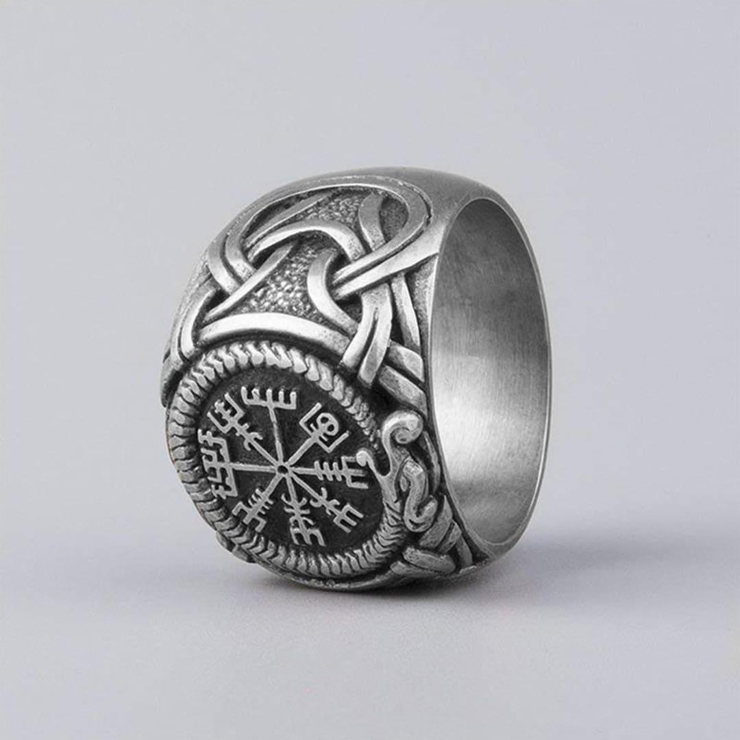 anel masculino em aço cirúrgico