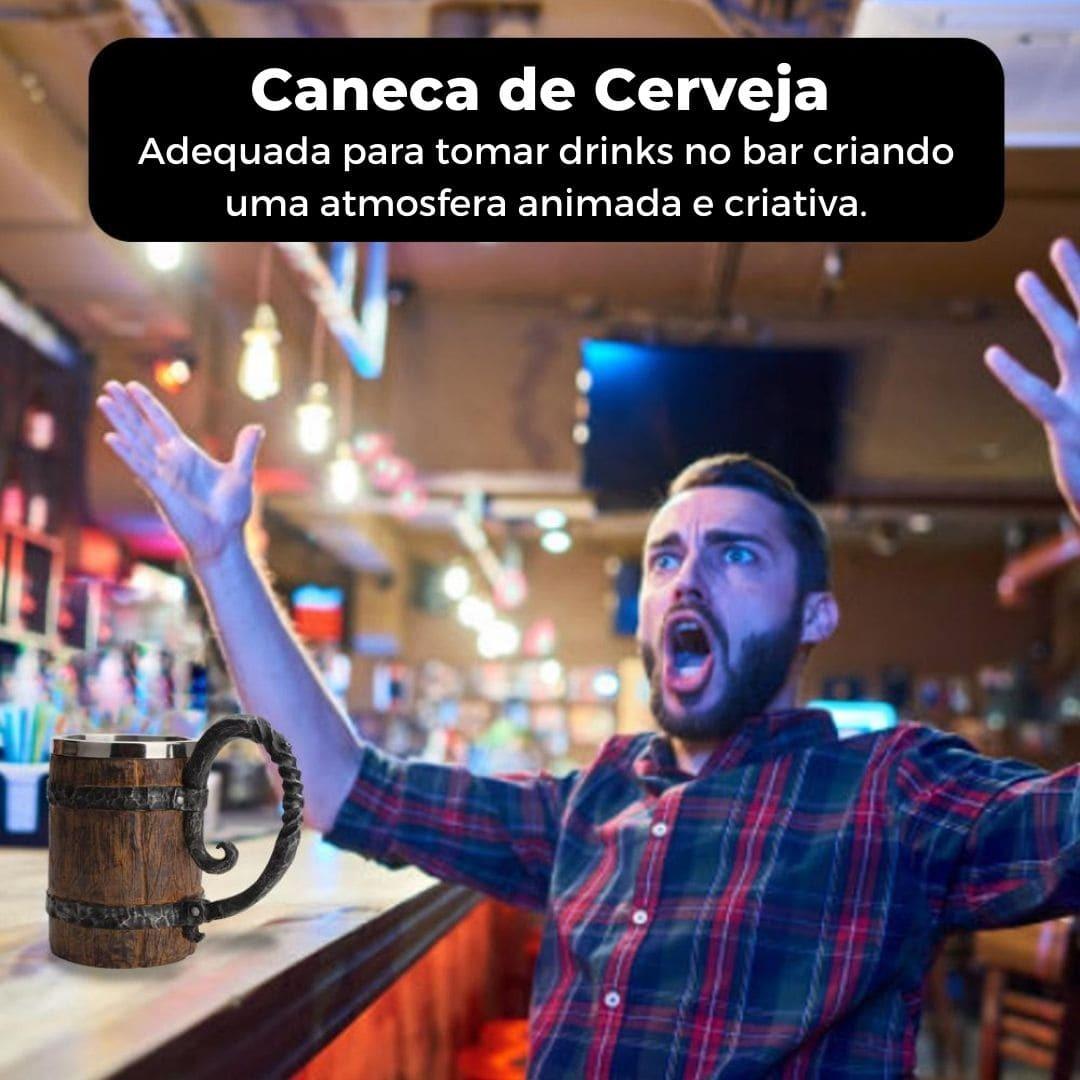 caneca para cerveja personalizada