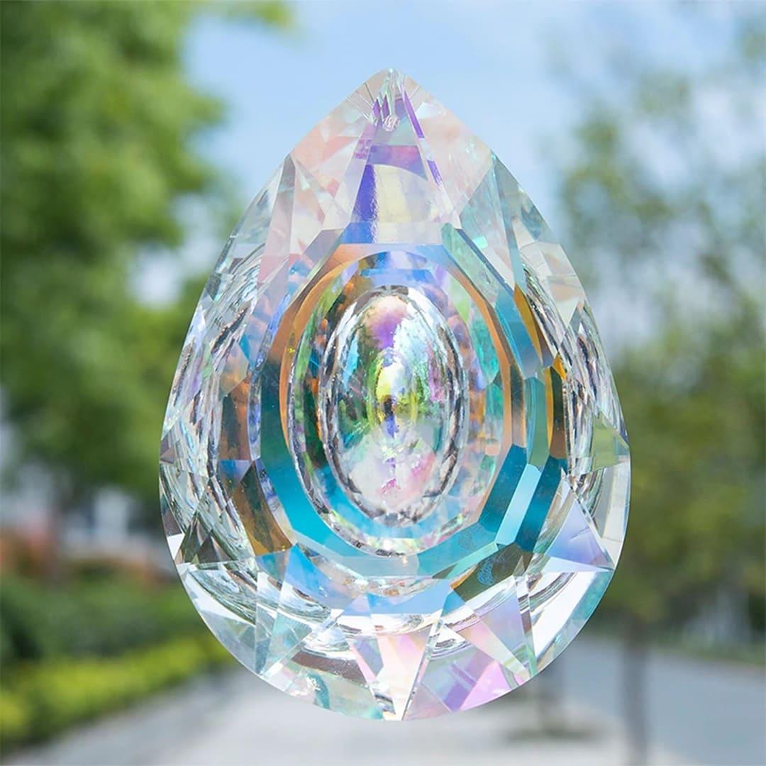 Cristal apanhador de luz