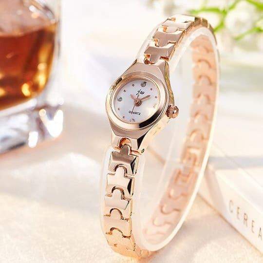 Relógio Ultrafino Elegante