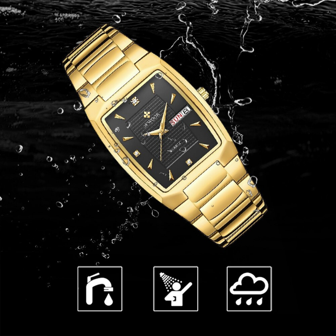 Relógio Garbo Luxo