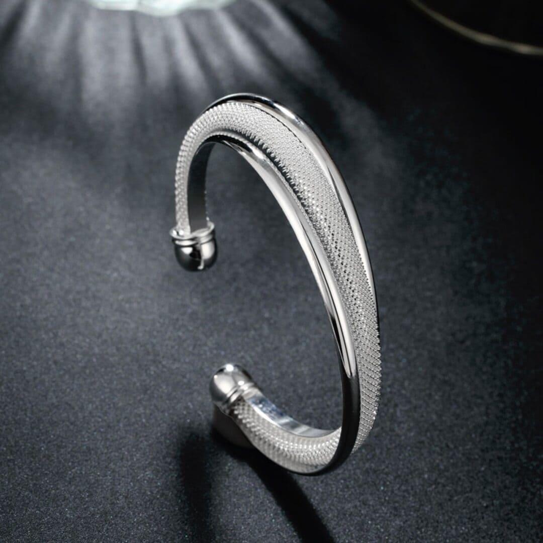 Bracelete em Prata Esterlina 925