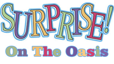 Charlotte Angotti's Surprise on the Oasis - Mystery Quilt