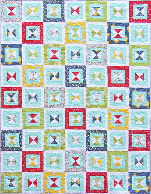 Allison Harris Dixie Quilt
