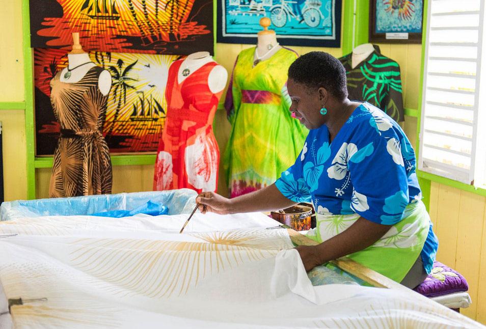 Batik Making Experience Image