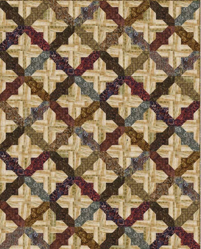 Tiffany Hayes - Rustic Tiling
