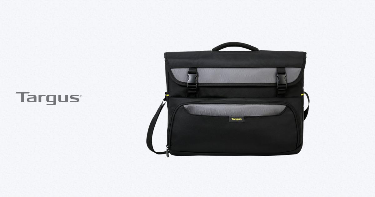 Hybrid Messengerbackpack Laptop Bag