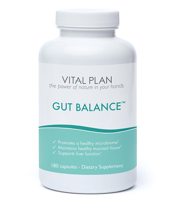 Gut Balance for digestive health