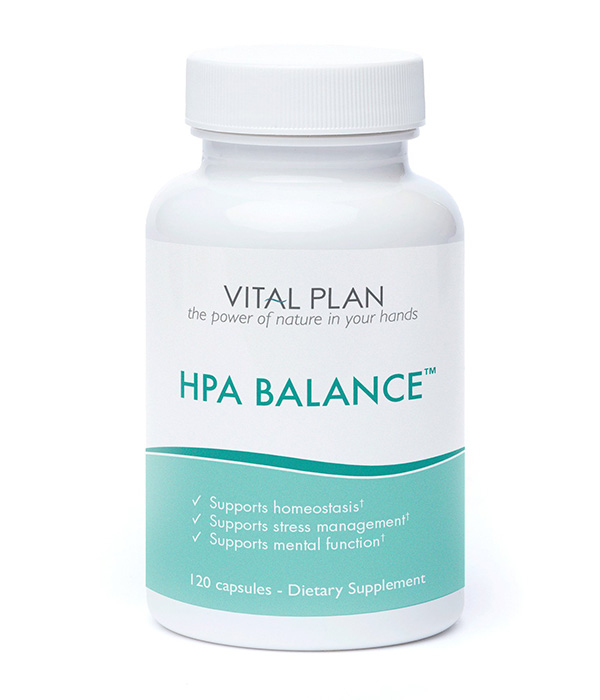 HPA Balance to help you stress less