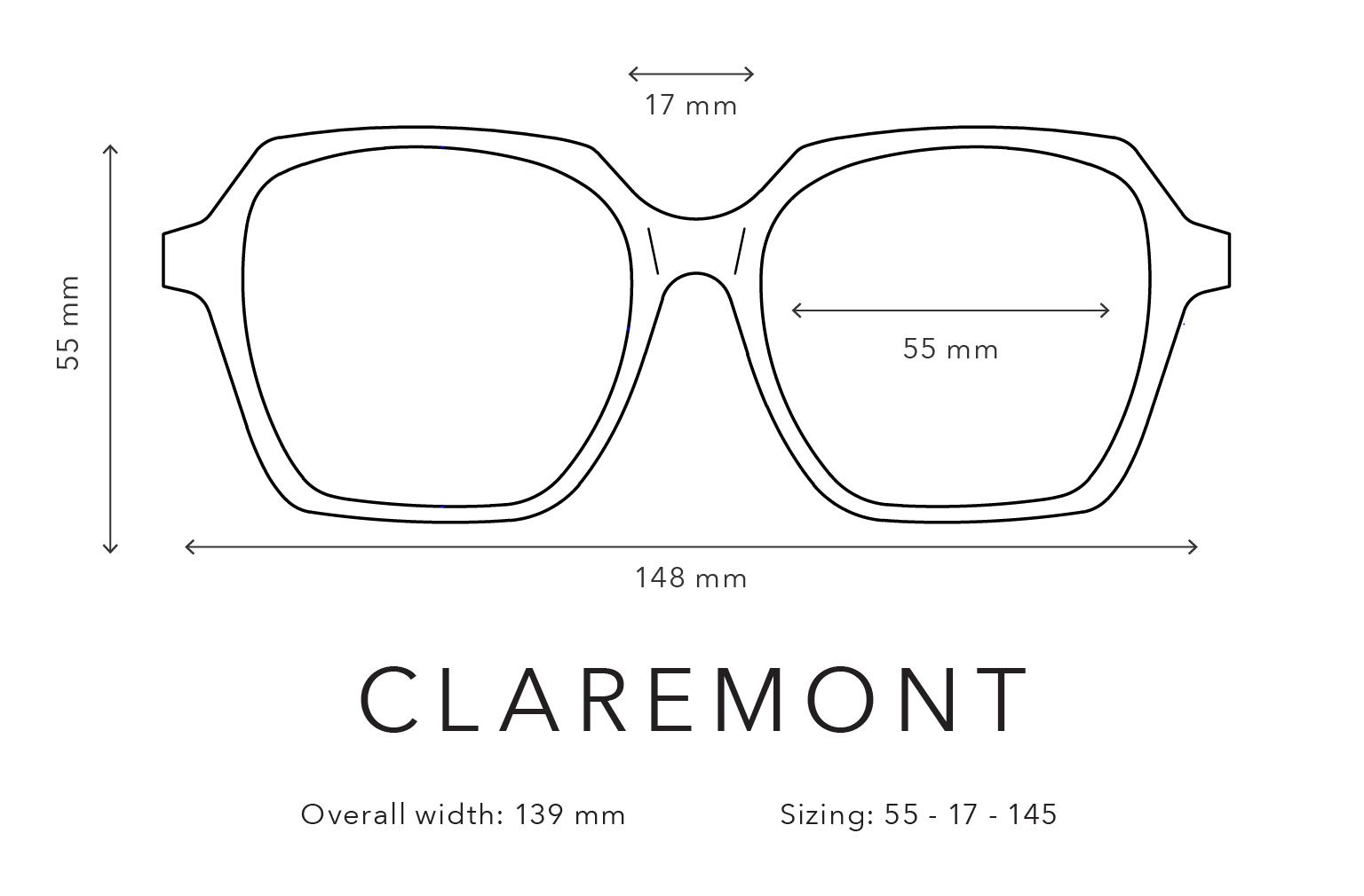 Claremont Sizing