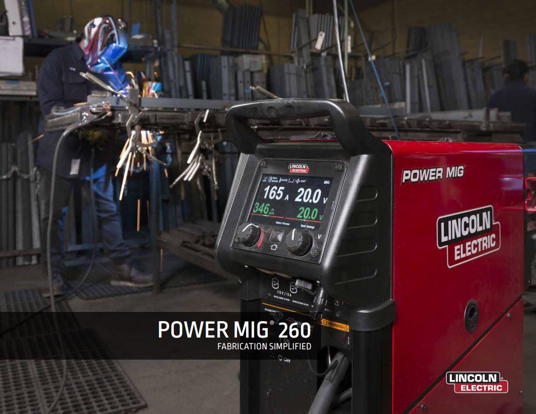Power MIG 260