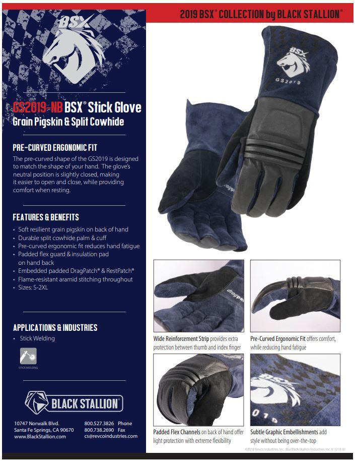 GS2019 Revco Gloves